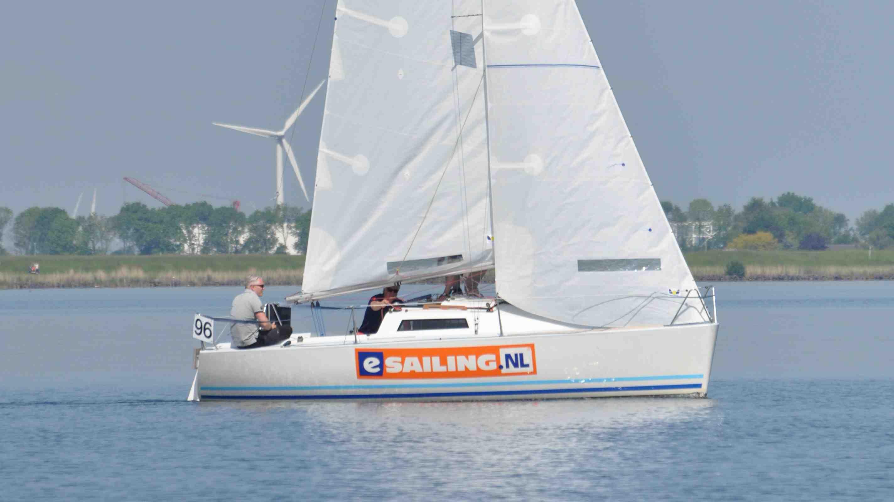 Nr. 2 (E-Sailing)